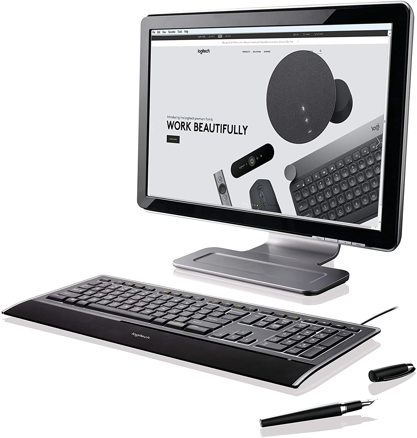 Best Computer Keyboards 2020 Bluetooth Ergonomic Backlit Portable Rolling Stone