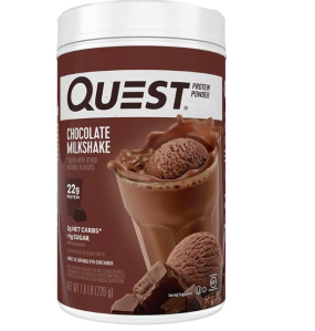Quest Nutrition Chocolate Milkshake Protein Powder, High Protein