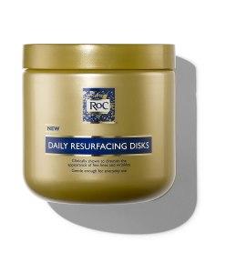 roc hypoallergenic exfoliating pad