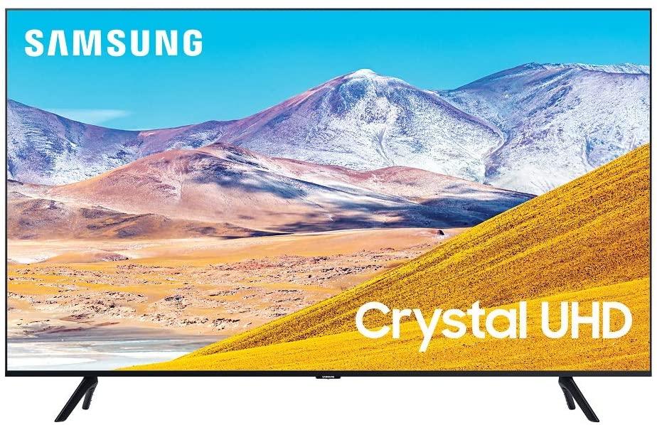 Samsung 65-Inch Class Crystal TV