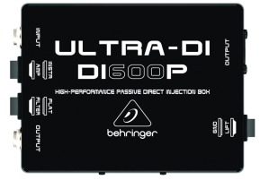 best direct boxes Behringer DI
