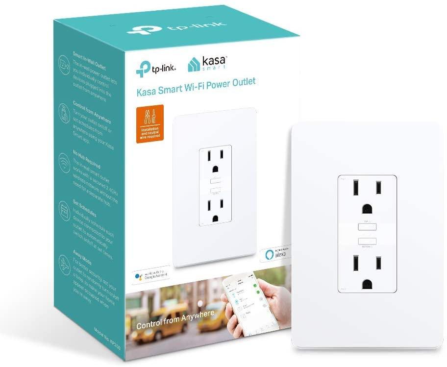 TP Link Kasa Smart Outlet