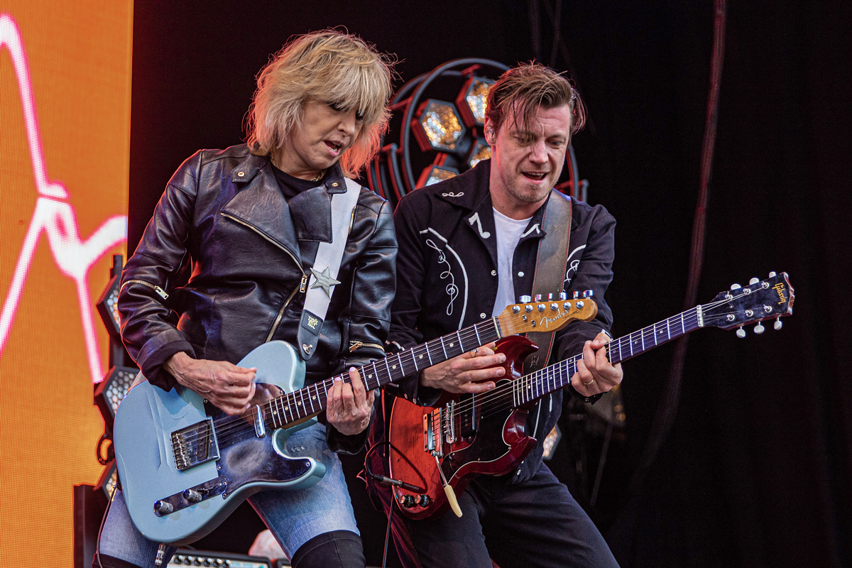 The Pretenders Drop R&B Slow Burner, 'You Can't Hurt a Fool' - Rolling Stone