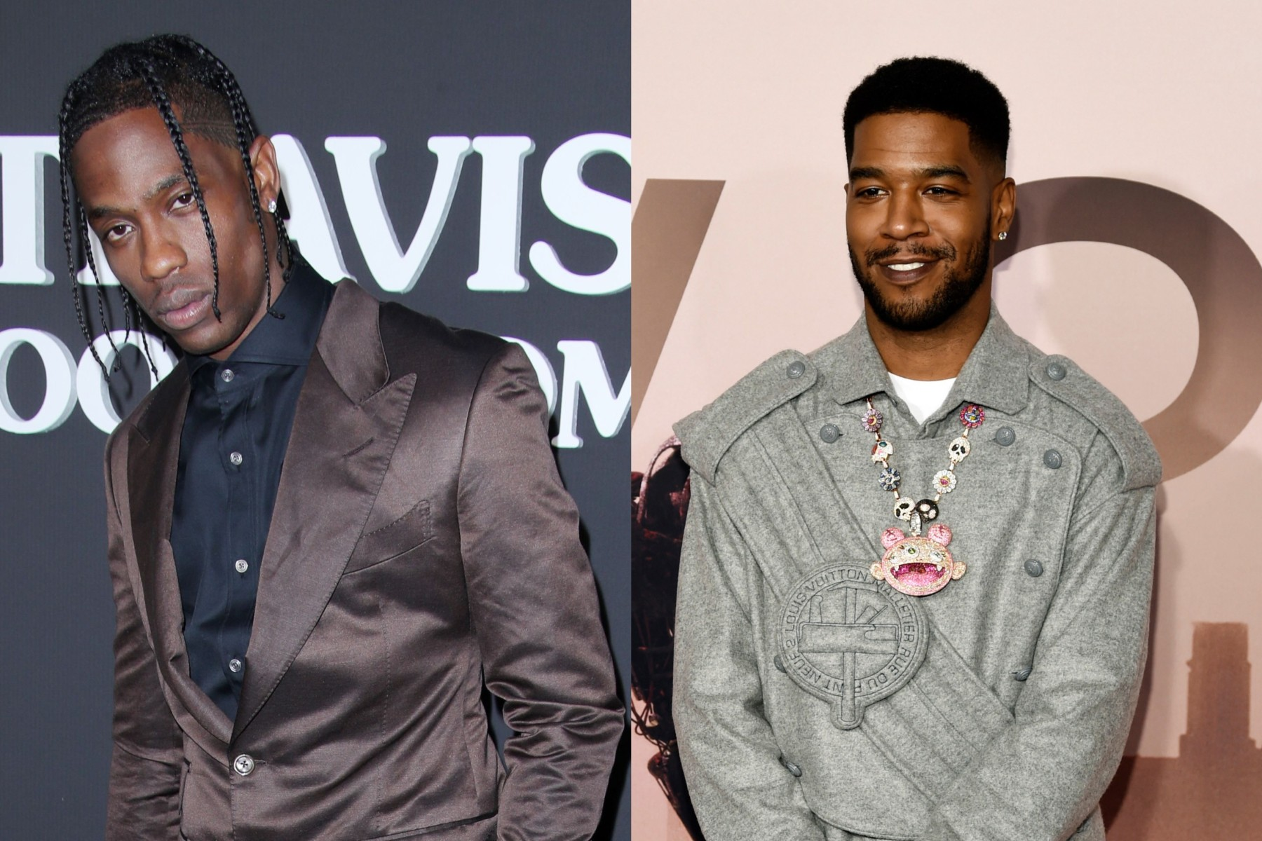 Travis Scott And Kid Cudi Release New Collaboration The Scotts Rolling Stone