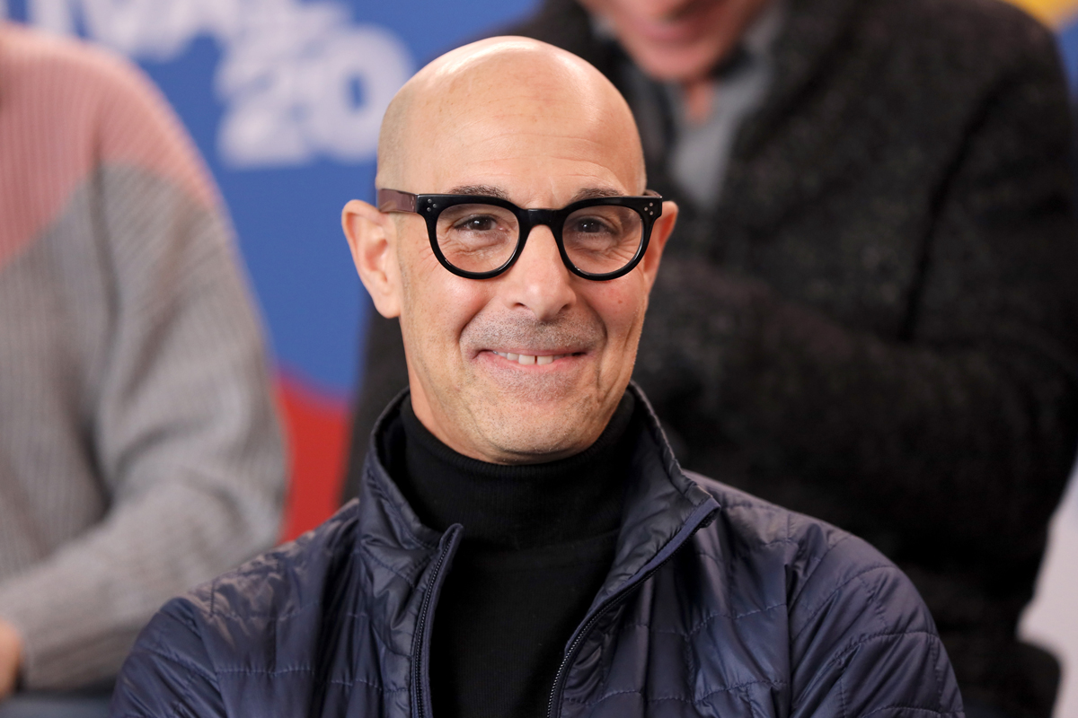 Celebs Are Bored: Stanley Tucci Makes a Damn Sexy Negroni