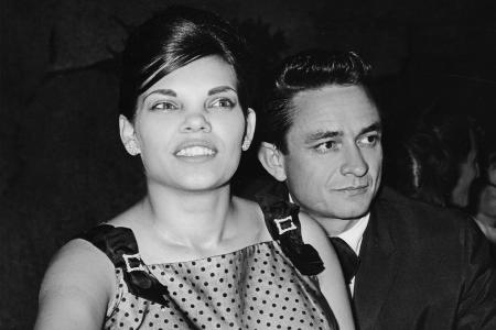 Johnny Cash, Vivian Liberto