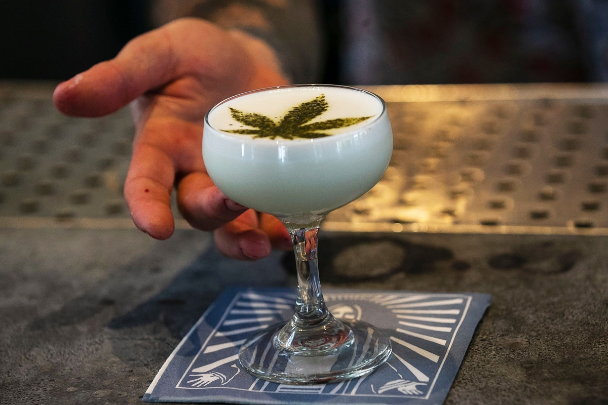 Drink Your Weed: How Cannabis Beverages Finally Took Off