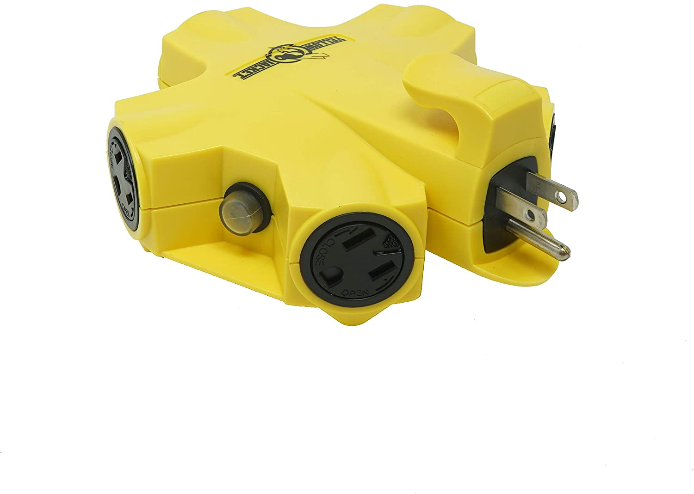 Yellow Jacket Outdoor Plug