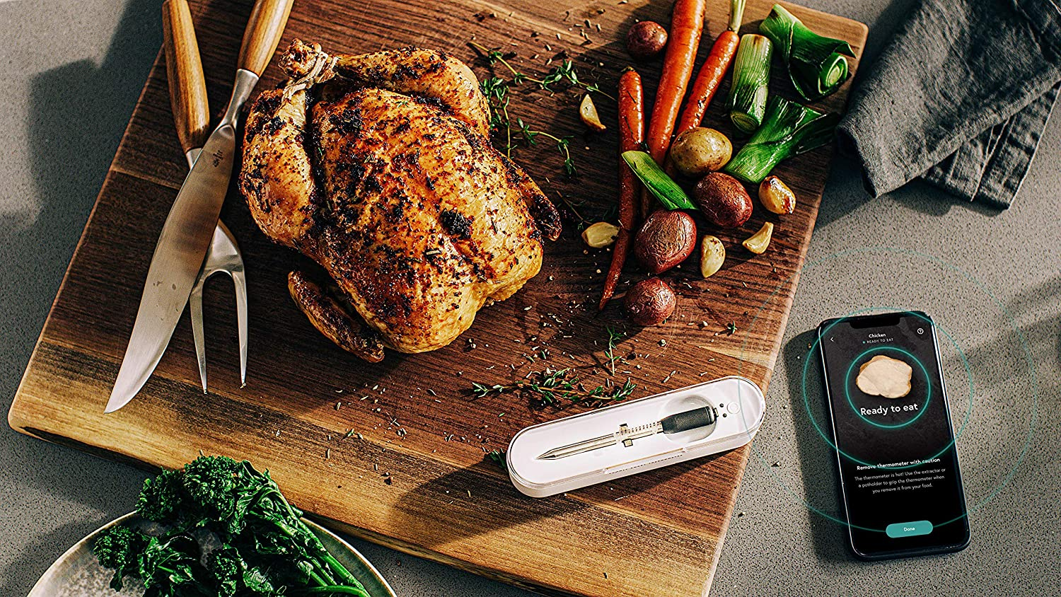 Yummly Meat Thermometer