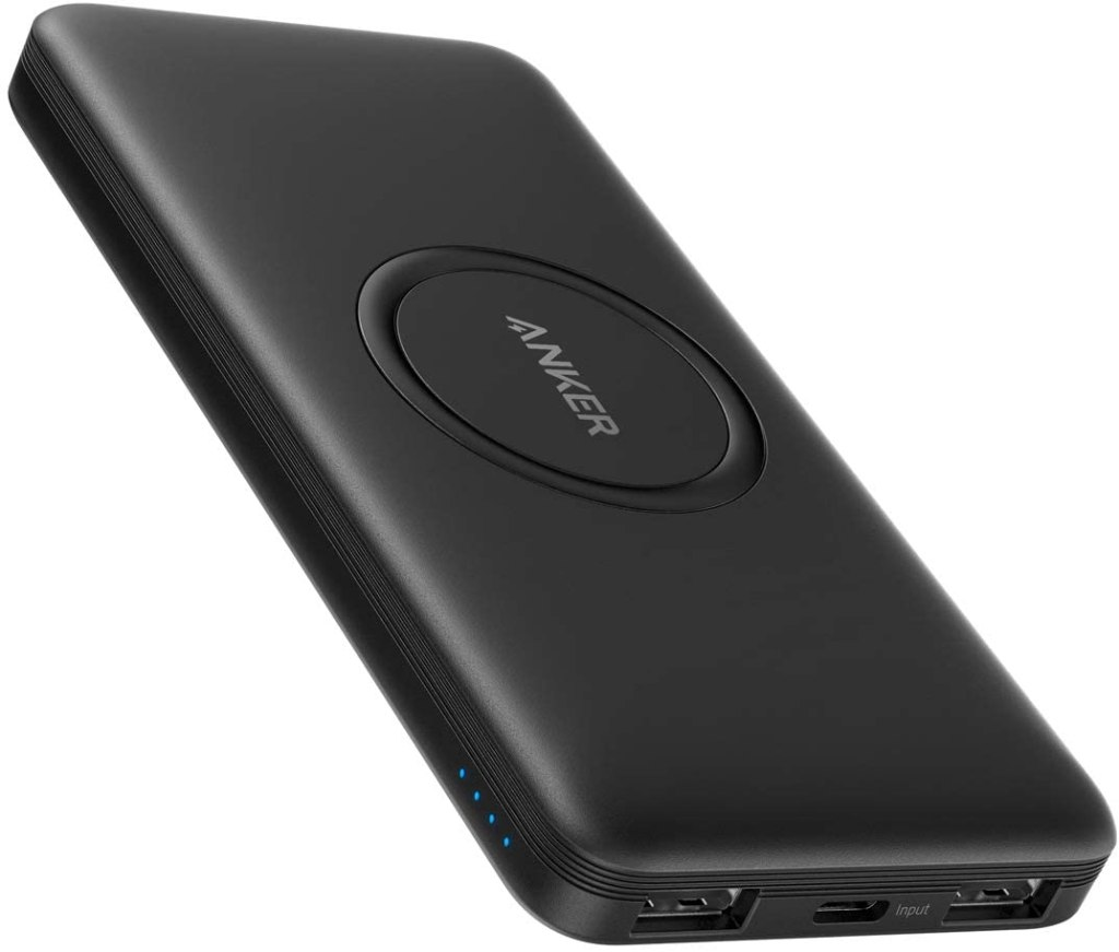Anker PowerCore Wireless Power Bank