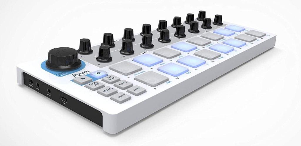 arturia-controller-sequencer