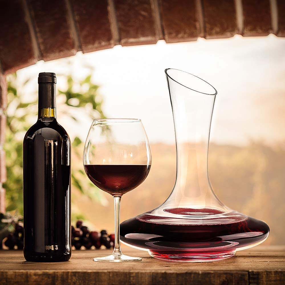 Self Aerating Vino Glass Red Wine