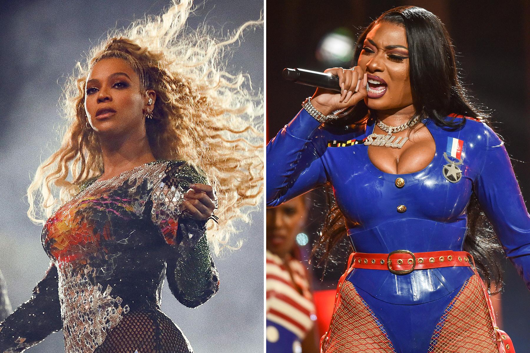 Beyoncé Flexes on Remix of Megan Thee Stallion's 'Savage ...