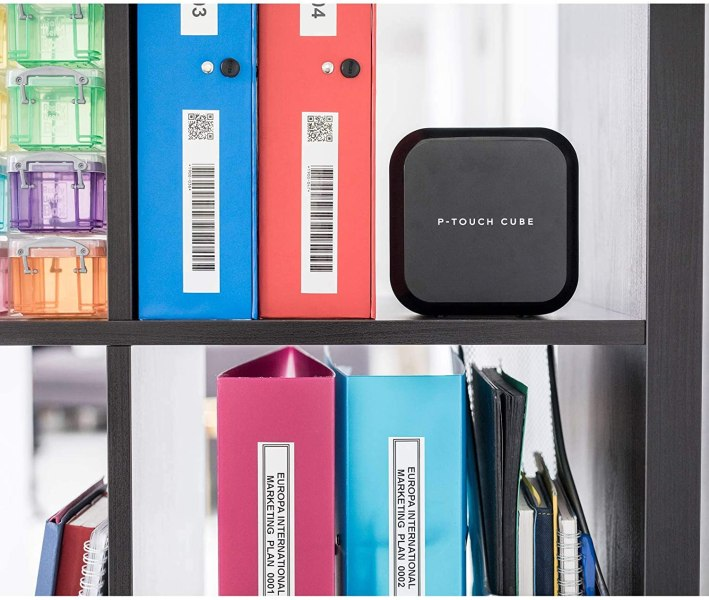 Brother P-Touch Cube Plus Label Maker