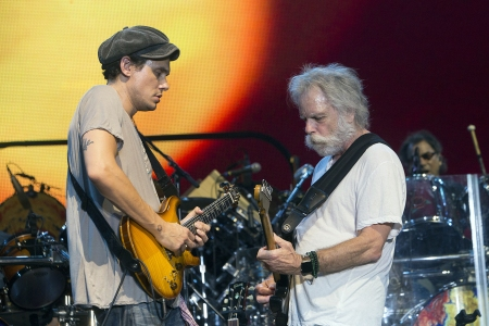 Dead and Company featuring John MayerBonnaroo Music and Arts Festival, Day Four, Manchester, USA - 12 Jun 2016Dead and Company featuring John Mayer