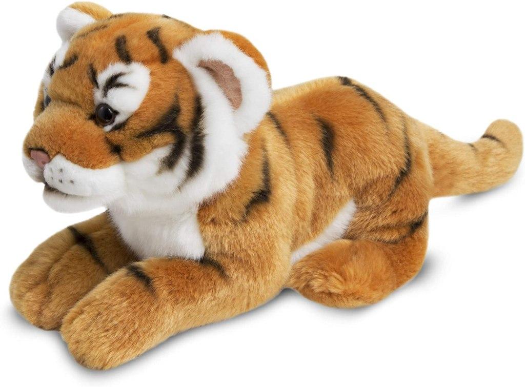 stuffed tiger toys