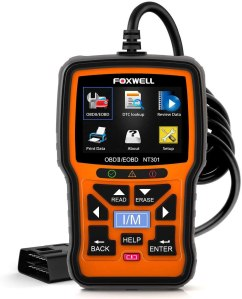 foxwell car diagnostic scan