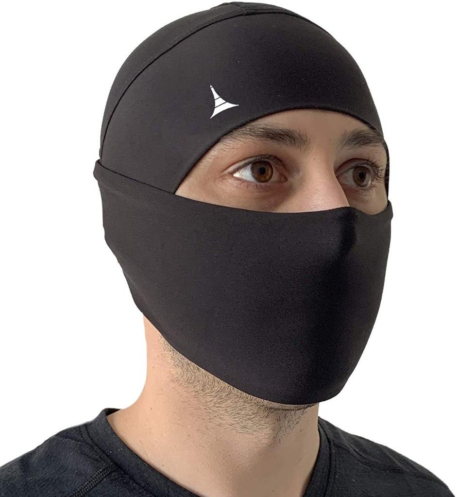 headband face mask