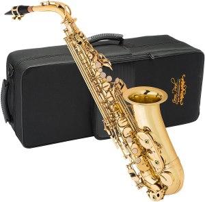 jean paul alto saxophone student