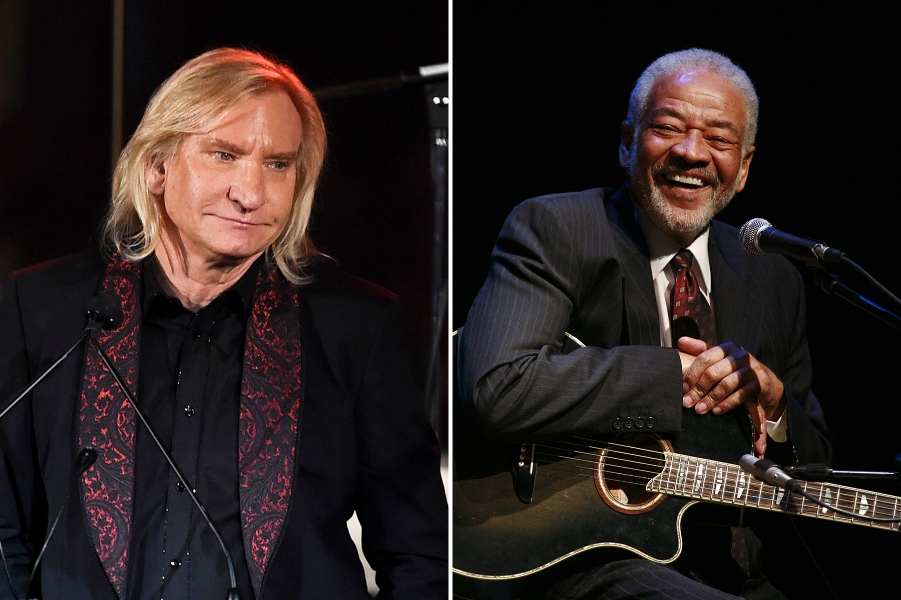 Joe Walsh On Bill Withers He Never Knew How Many Hearts He Touched Rolling Stone Joseph fidler walsh was born on november 20, 1947 in wichita, kansas, but in his youth walsh's dynamic and creative playing featuring his famously catchy guitar riffs made the band memorable. joe walsh on bill withers he never