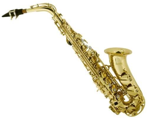 mendini by cecilio alto saxophone