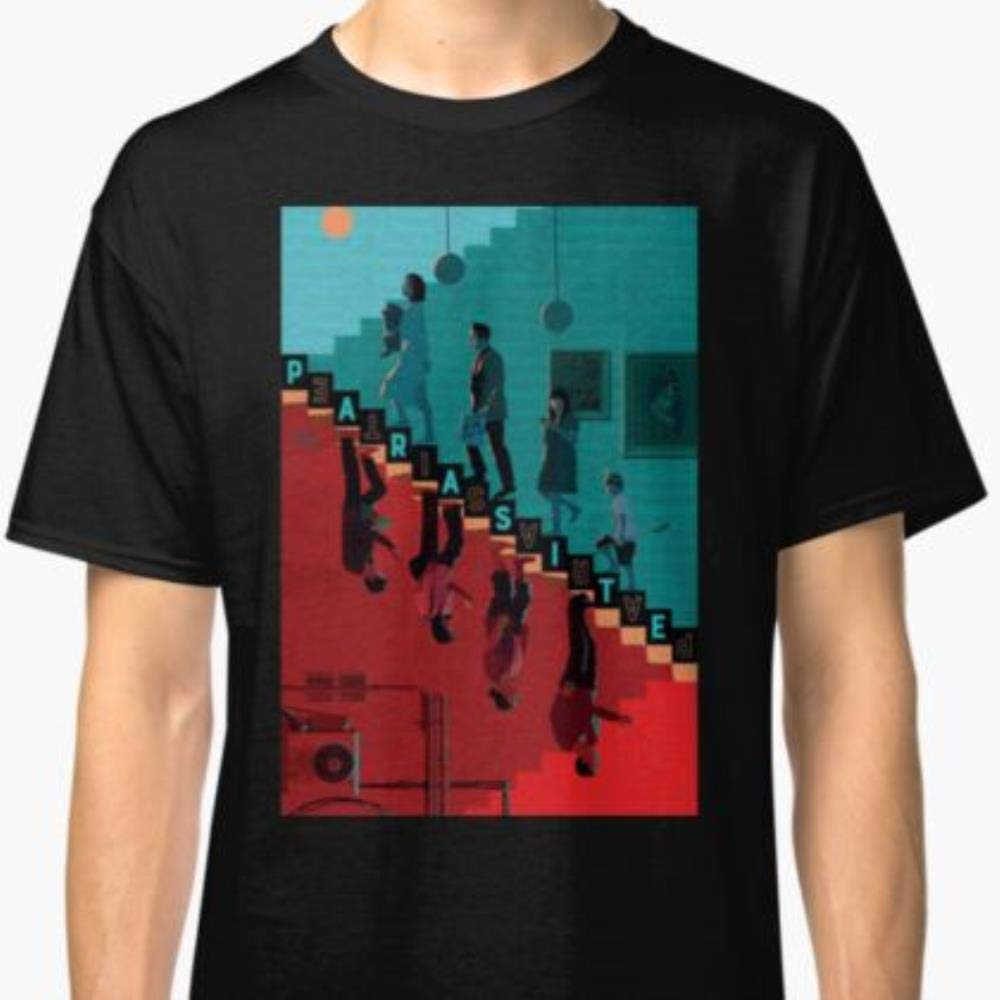 parasite poster tshirt