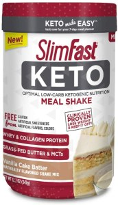 Best Keto Meal Replacement Shakes With Good Macros And Taste Rolling Stone