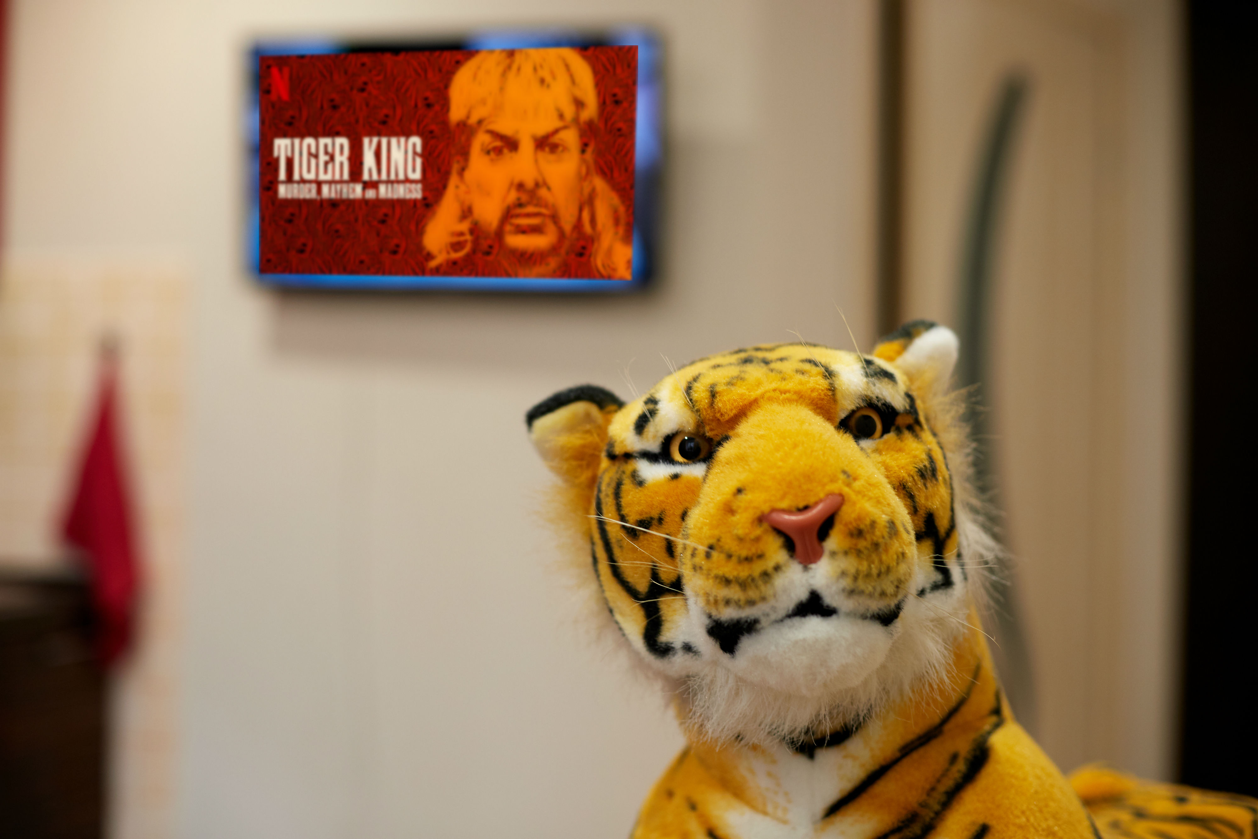 Sales of Tiger Merch Soaring as Brands Pounce...