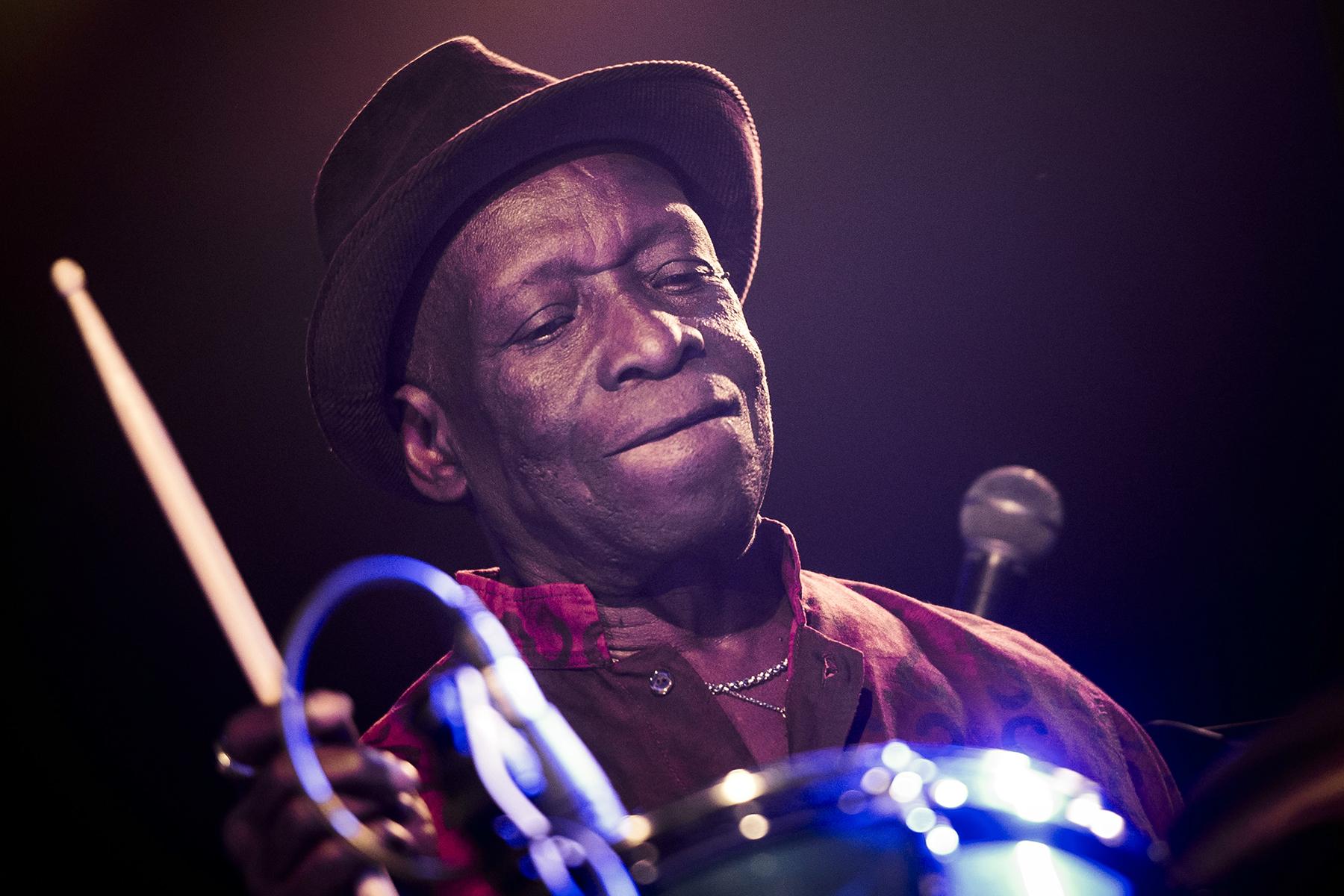 Fela Kuti's Drummer, Tony Allen Reported Dead