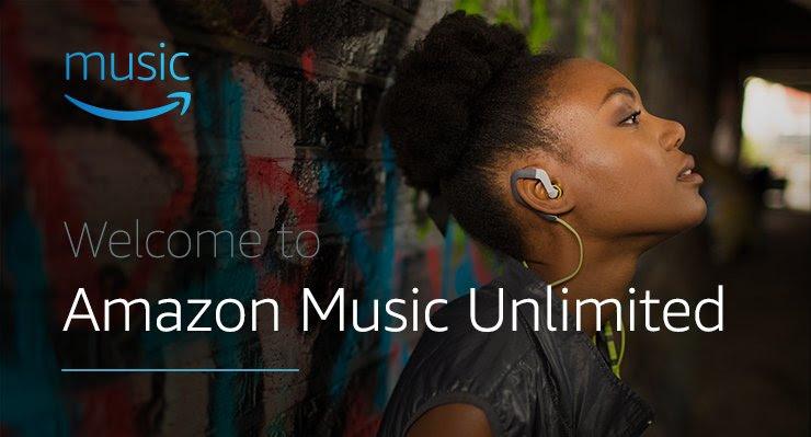 Amazon Music Unlimited HD