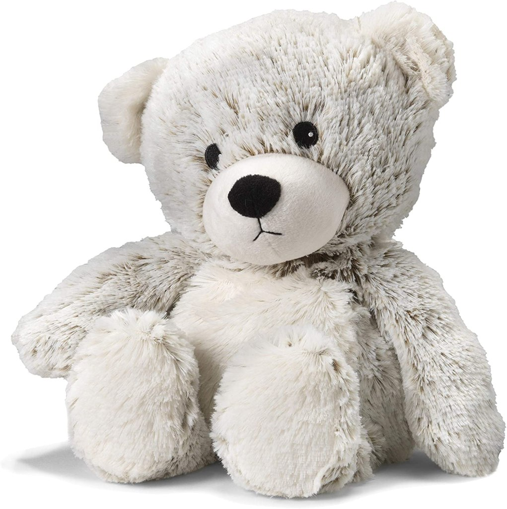 warmies weighted teddy bear