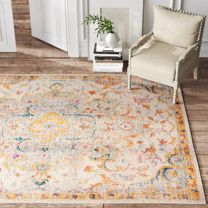 wayfair vintage rug