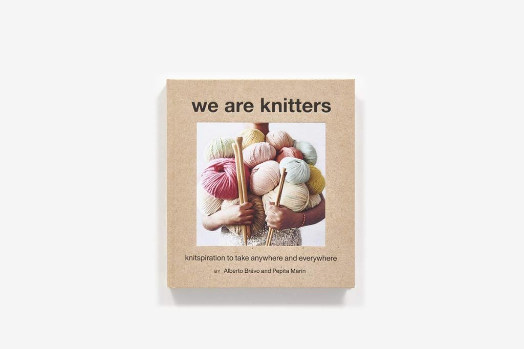 we are knitters book