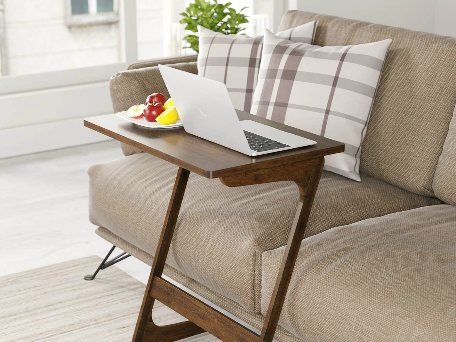 Work From Home on Your Couch: How to Create a Living Room
