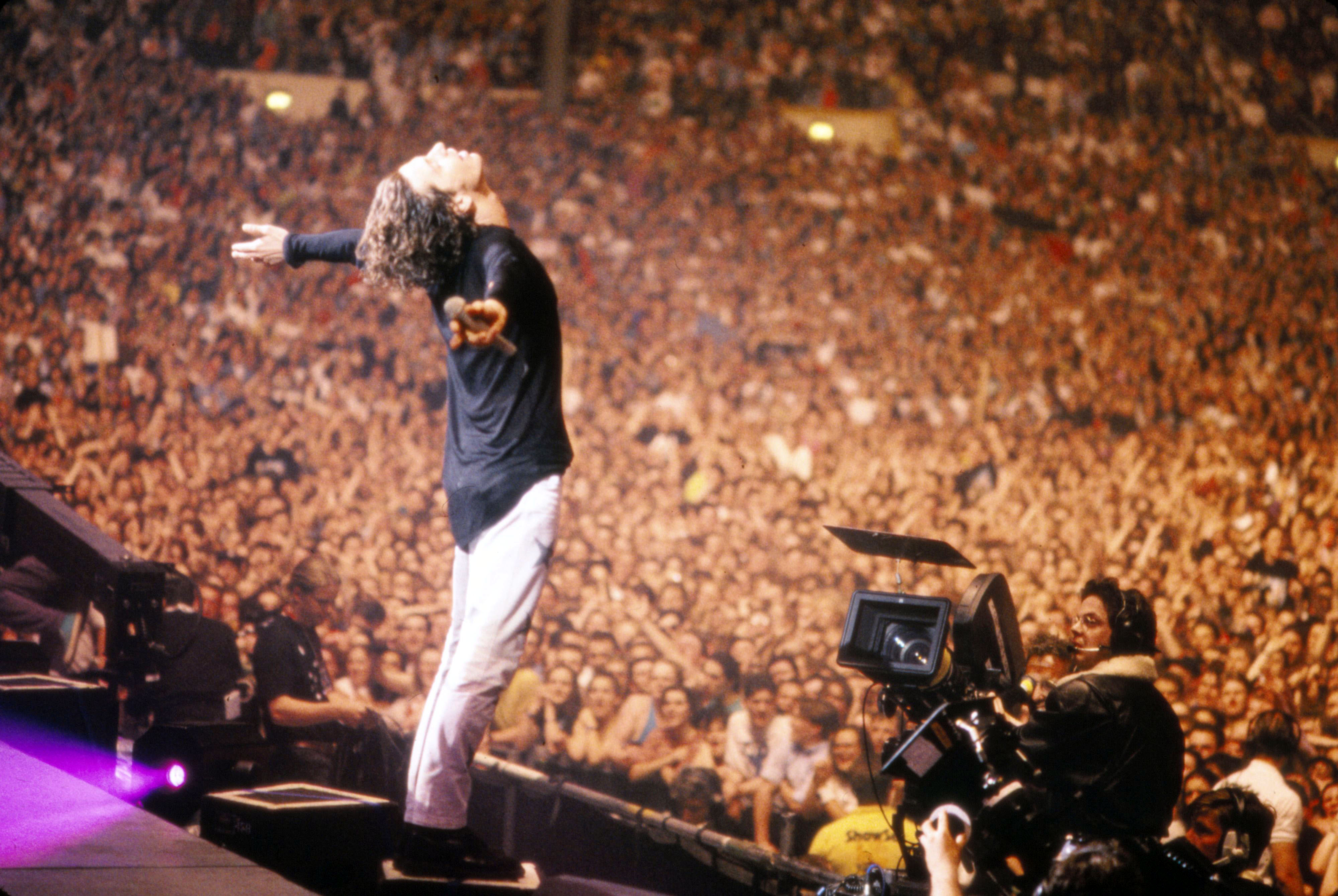 INXS Plot Remastered Reissue of Classic Concert Film 'Live Baby Live' - EpicNews