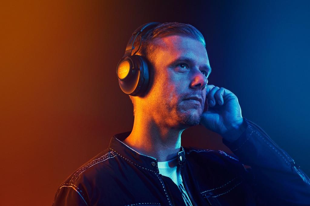 armin van buuren jbl headphones