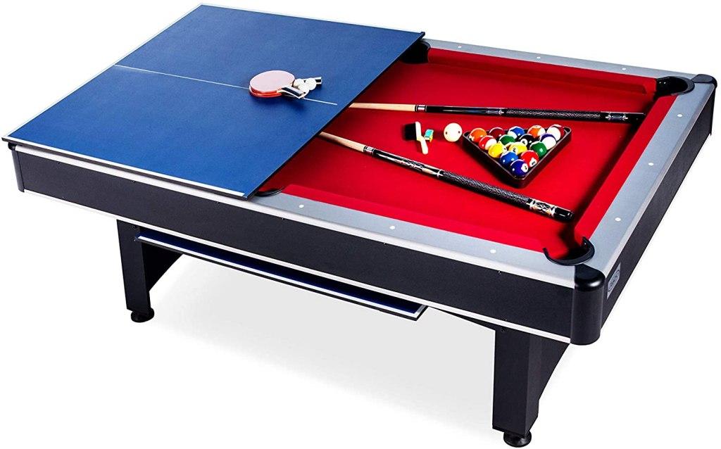 pool table ping pong