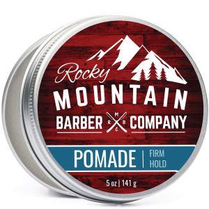 hair pomade men's shiny