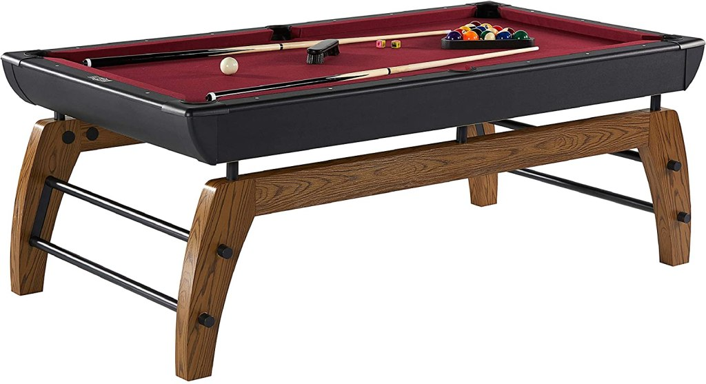 pool table modern