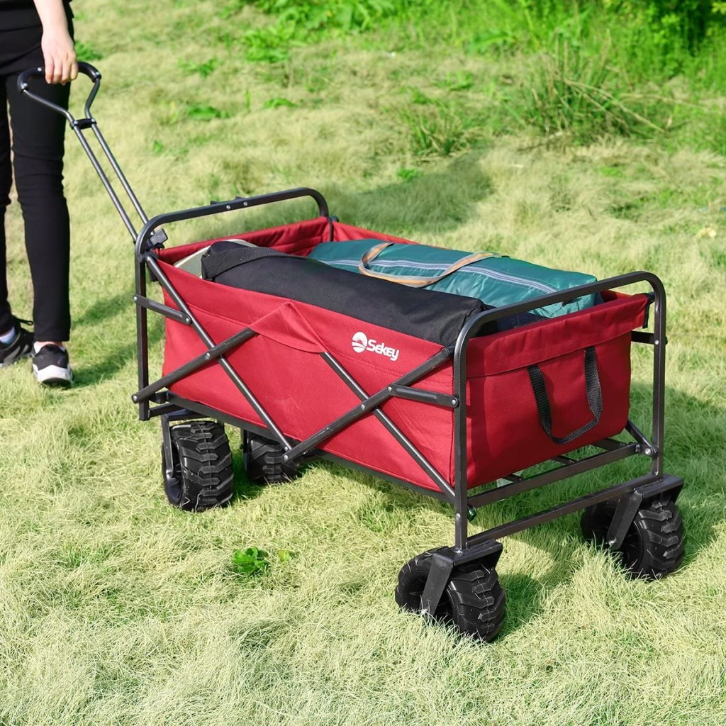 best camping wagon