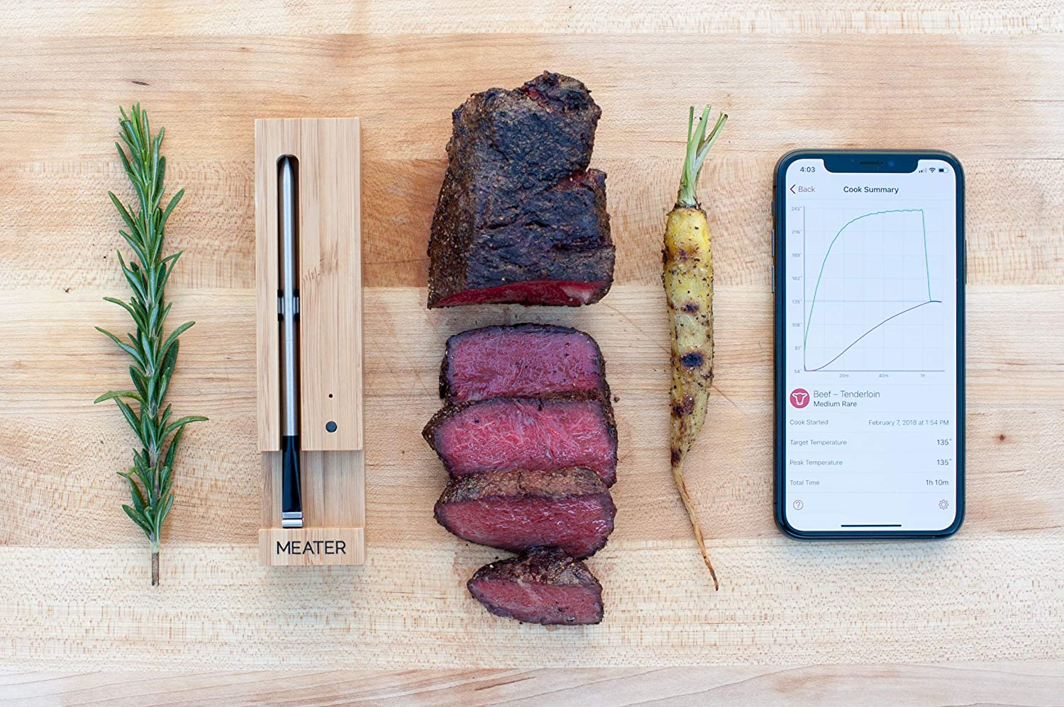 smart meath thermometer meater
