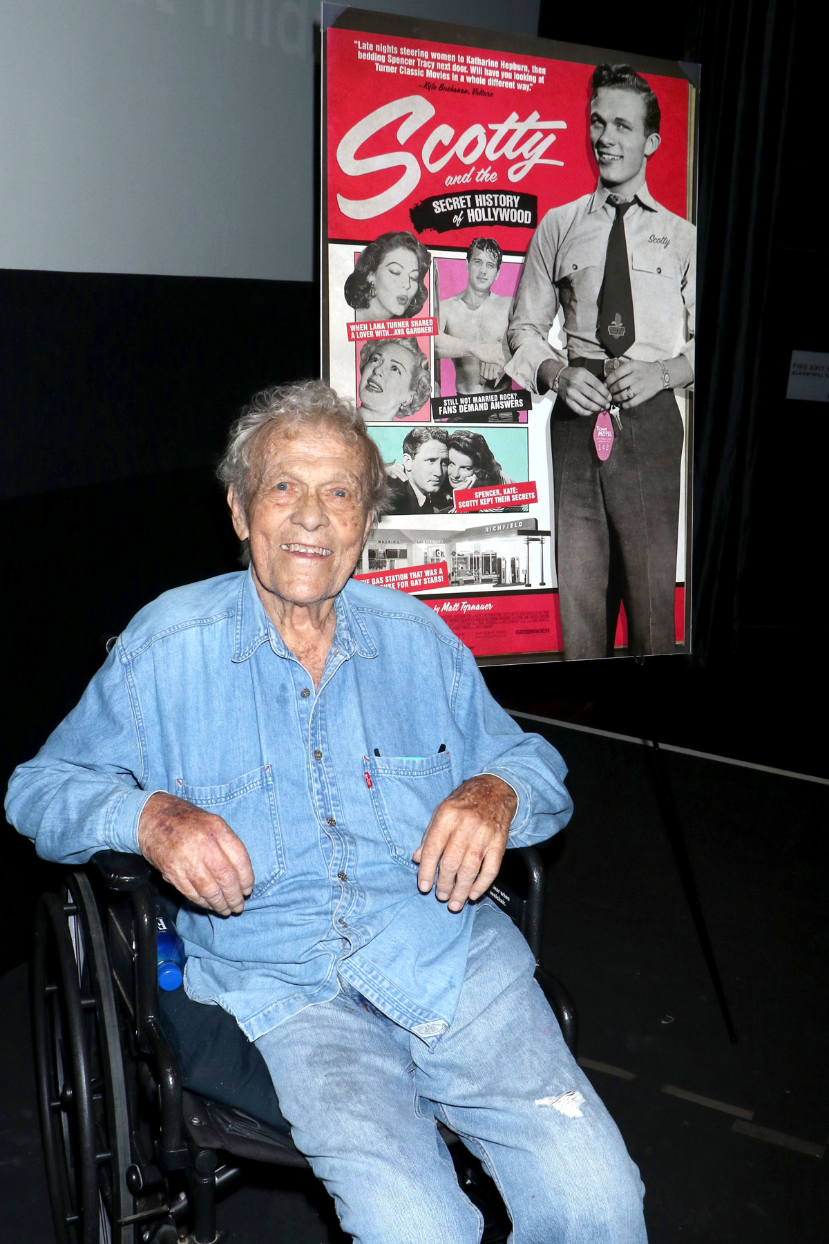 Scotty Bowers'Scotty and the Secret History of Hollywood' film screening, after party, New York, USA - 04 Aug 2018