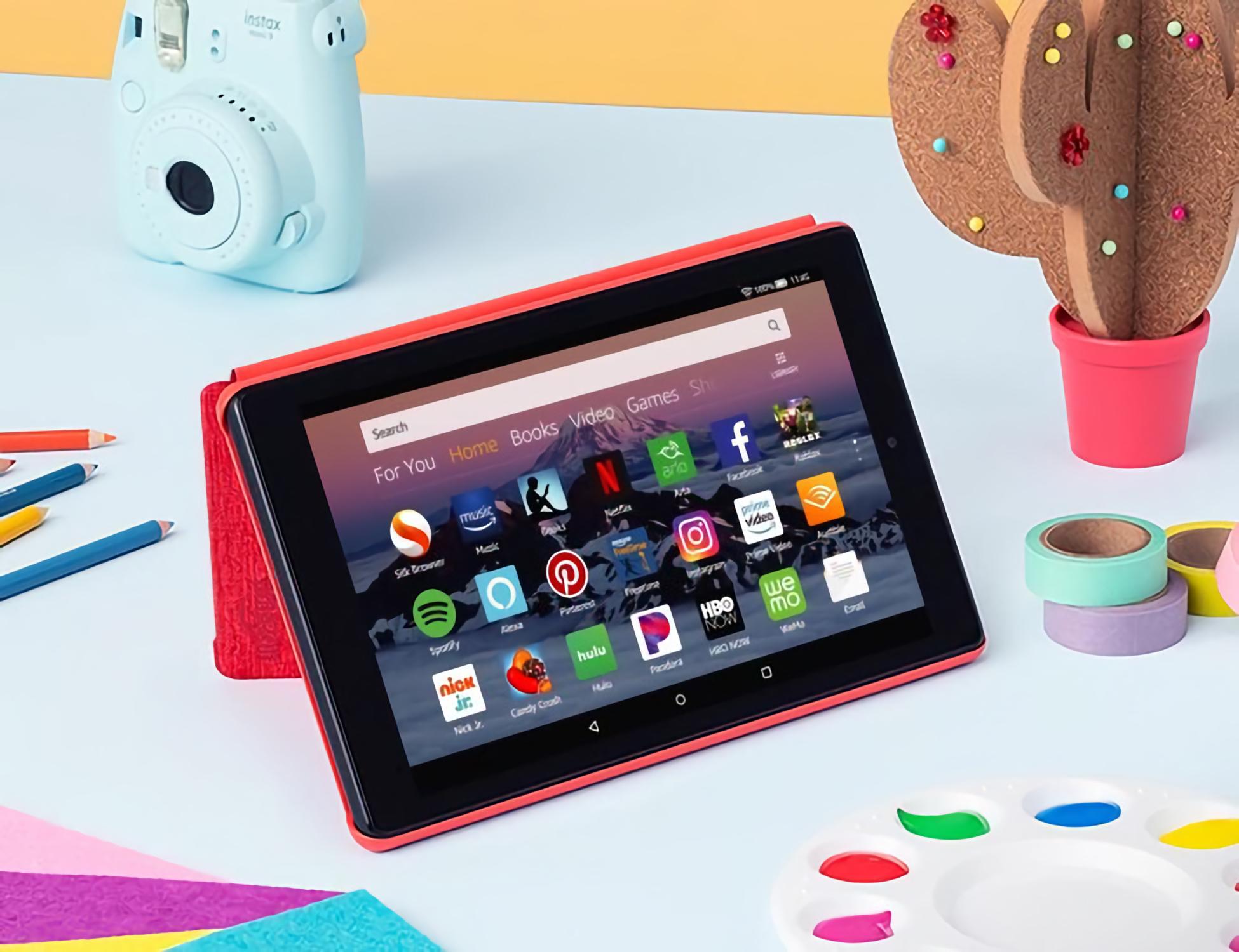 Amazon Fire Tablet HD 8