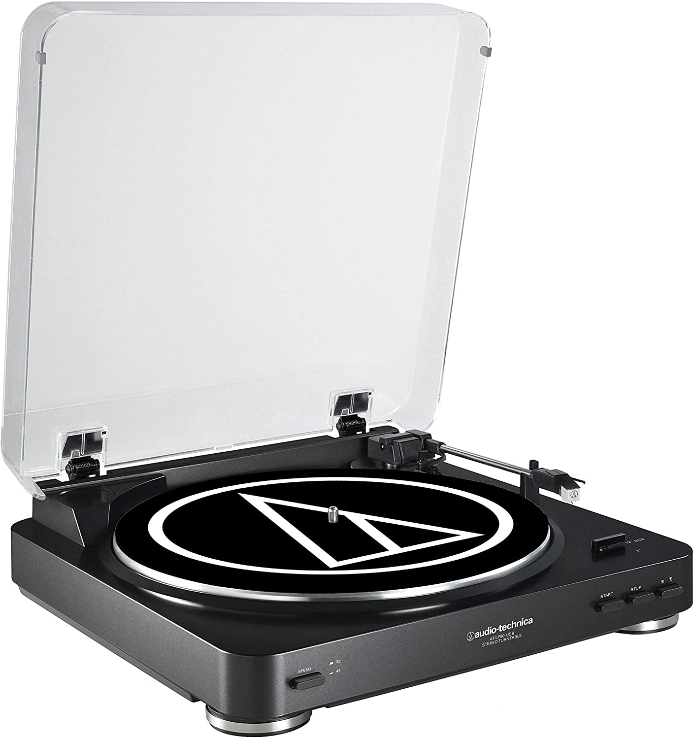 Audio-Technica AT-LP60BK-USB
