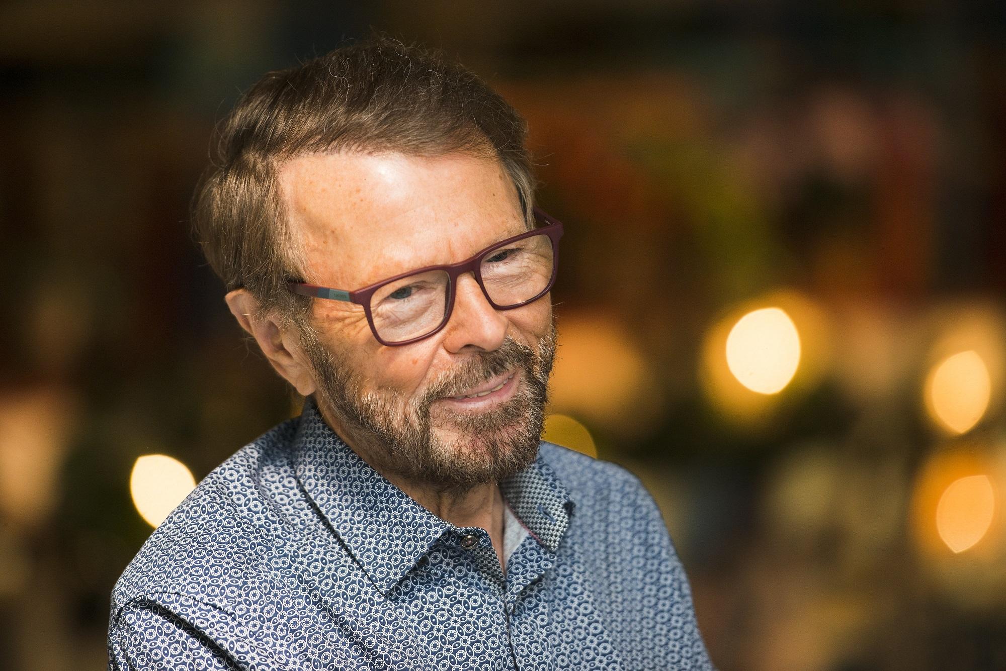 Meet CISAC's New President: Hit Songwriter Björn Ulvaeus - Rolling Stone