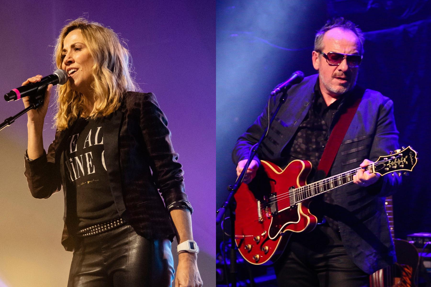 Sheryl Crow, Elvis Costello to Perform on Jazz Foundation Livestream
