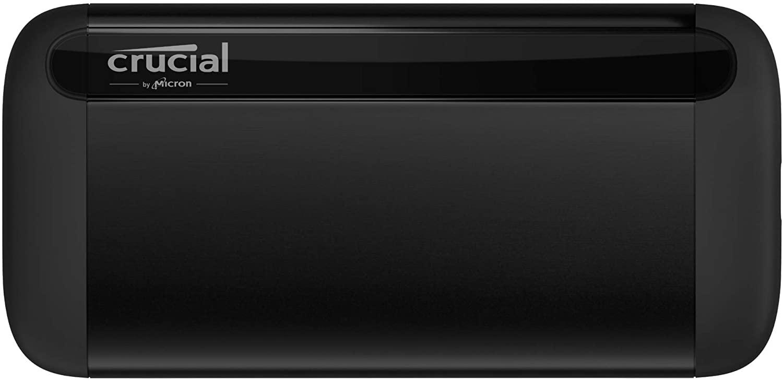 Crucial 500GB X8