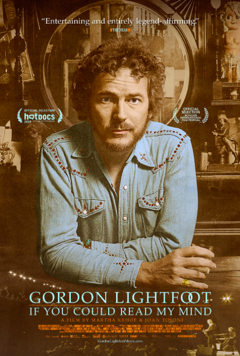 gordon lightfoot documentary if you could read my mind