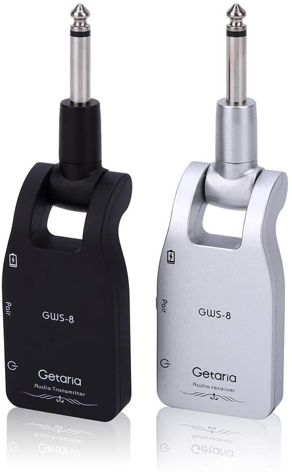 Getaria 2.4GHZ Wireless Guitar System