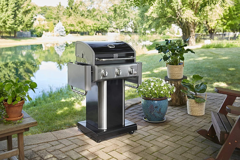 Kenmore 3-Burner Outdoor Patio Gas Grill